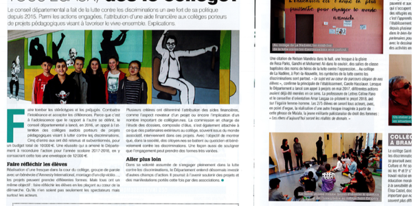 article Aude MAG